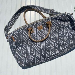 John Robshaw Large Travel Duffle Bag